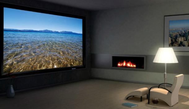 I телевизор домашних условиях